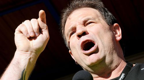 CFMEU boss John Setka to face court after incident on Boxing Day