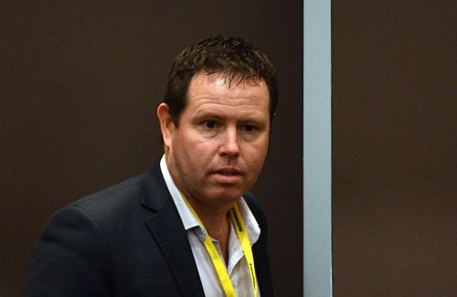 Federal Nationals MP Andrew Broad will not be contesting the next election.
