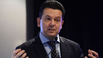 Nick Xenophon will risk a fine to make a point about the census. (AAP)