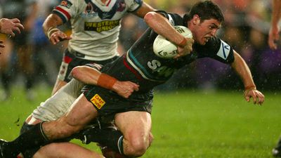 Luke Priddis (Penrith Panthers) 2003