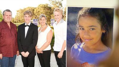 Outrage as Tiahleigh Palmer's foster brothers attend dance event