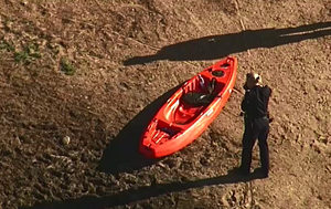 Woman drowns while kayaking on Lake Samsonvale, north-west of Brisbane