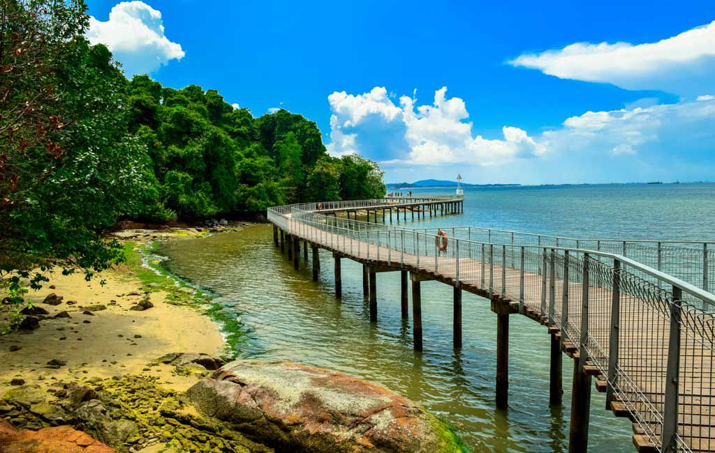 Day tripping in Singapore: Pulau Ubin istock