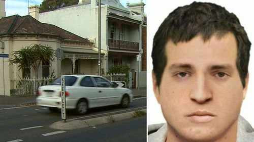 The man police are looking for is described as being between 25 and 35 years old. (Victoria Police)