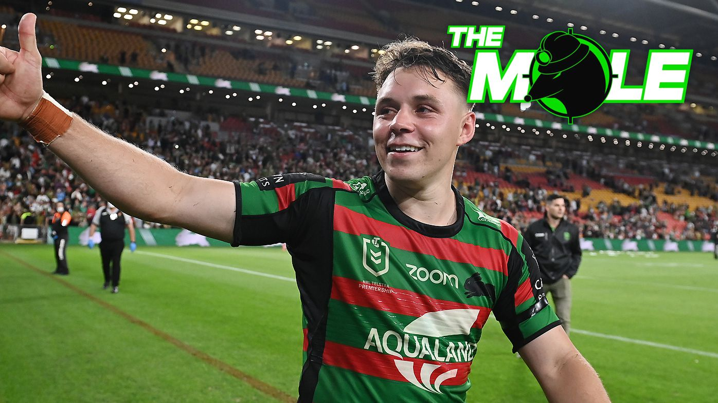 The 'mistake' that led South Sydney rookie Blake Taaffe to the NRL grand final