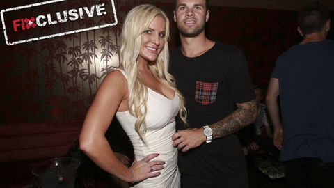 EXCLUSIVE! Brynne Edelsten's male party pal denies Valentine's romance