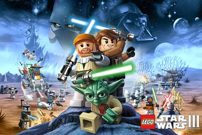 <i>Lego Star Wars</i> is a case in point!