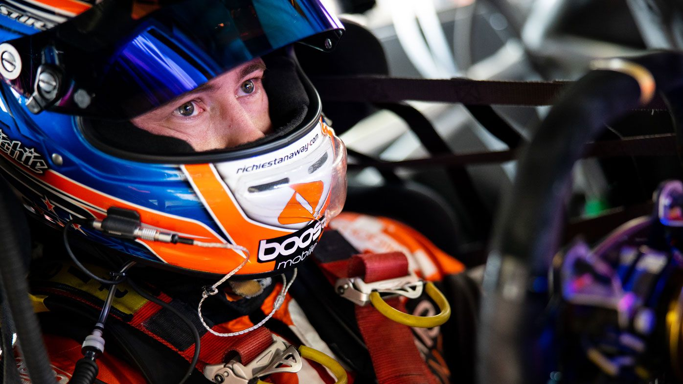 Richie Stanaway earns Supercars reprieve after being stood down before Gold Coast 600