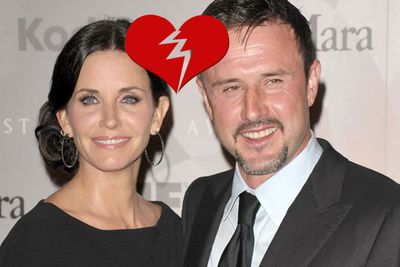 October saw the shock announcement that long-time lovebirds <b>Courtney Cox</b> and <b>David Arquette</b> were history. Eleven years of marriage didn't teach David any manners - he was on the airwaves talking about his seedy sexual rebounds within days.