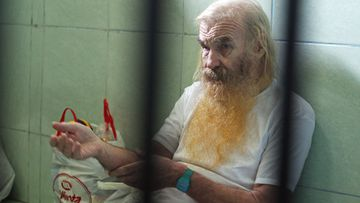Robert Ellis is destined to spend the first six months of his sentence in solitary confinement. Source: AAP