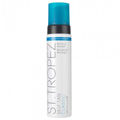 "<a href=""https://www.priceline.com.au/st-tropez-self-tan-bronzing-mousse-classic-240-ml"" target=""_blank"" title=""St Tropez Self Tan Classic Bronzing Mousse 240mL, $59.99"" draggable=""false"">St Tropez Self Tan Classic Bronzing Mousse 240mL, $59.99</a>"