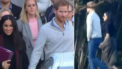 Expectant parents Meghan and Harry to kick off royal tour