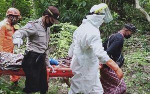 Tourist rescued after six days down Bali well