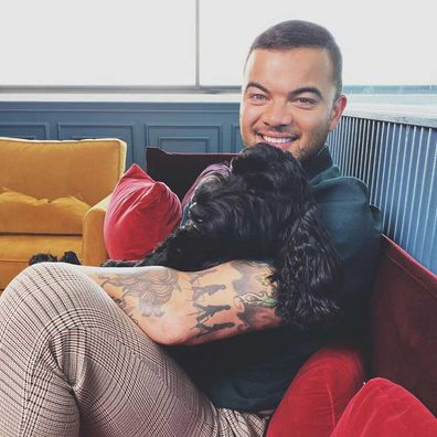 Guy Sebastian is celebrating an impressive career in music.