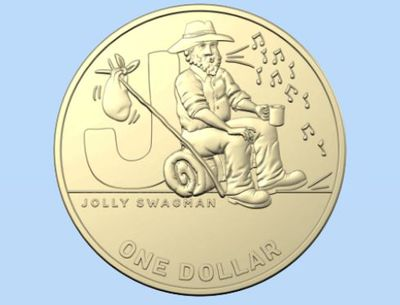J is for Jolly Swagman