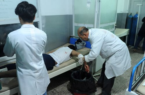 At least 15 people were killed and 26 others were injured. Afghanistan journalists safety committee confirmed the death of two and wounding of four other Afghan news reporters after the second explosion occurred at the same area