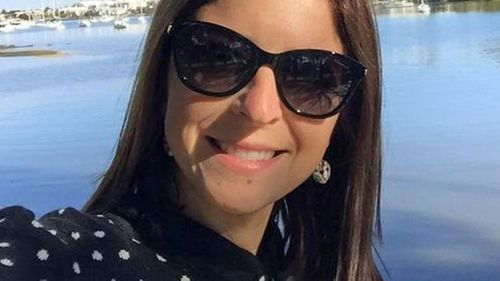 Keys belonging to the businesswoman have since been found in Sydney Harbour, reportedly thrown into the water by Santoro.