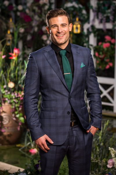 The Bachelorette Australia's Tom