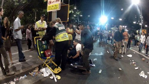 Ambulance heads claim the level of violence directed at paramedics is intolerable.