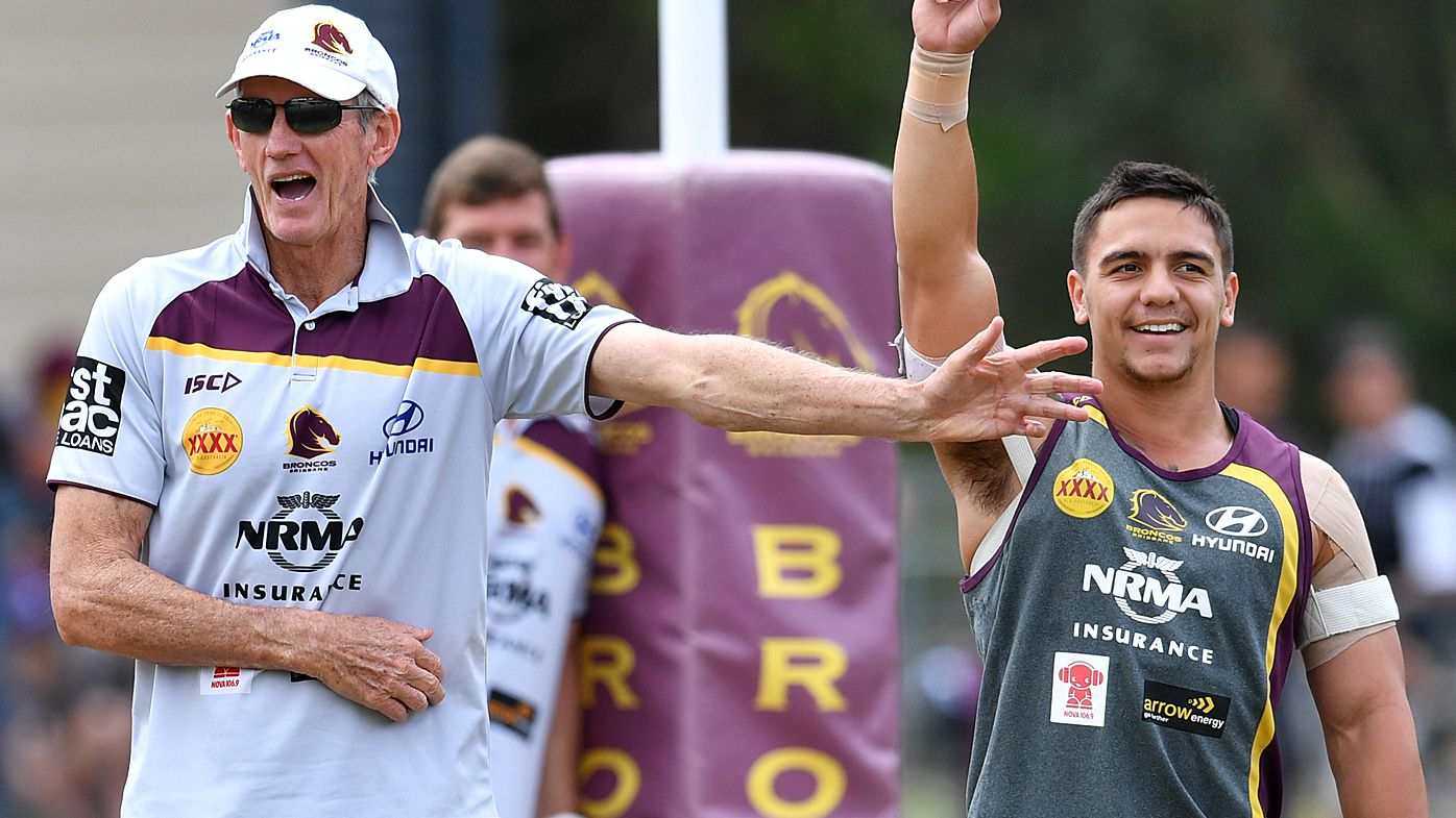 NRL preview: Brisbane Broncos halves combo will be under pressure early in 2018 season, according to Darren Lockyer