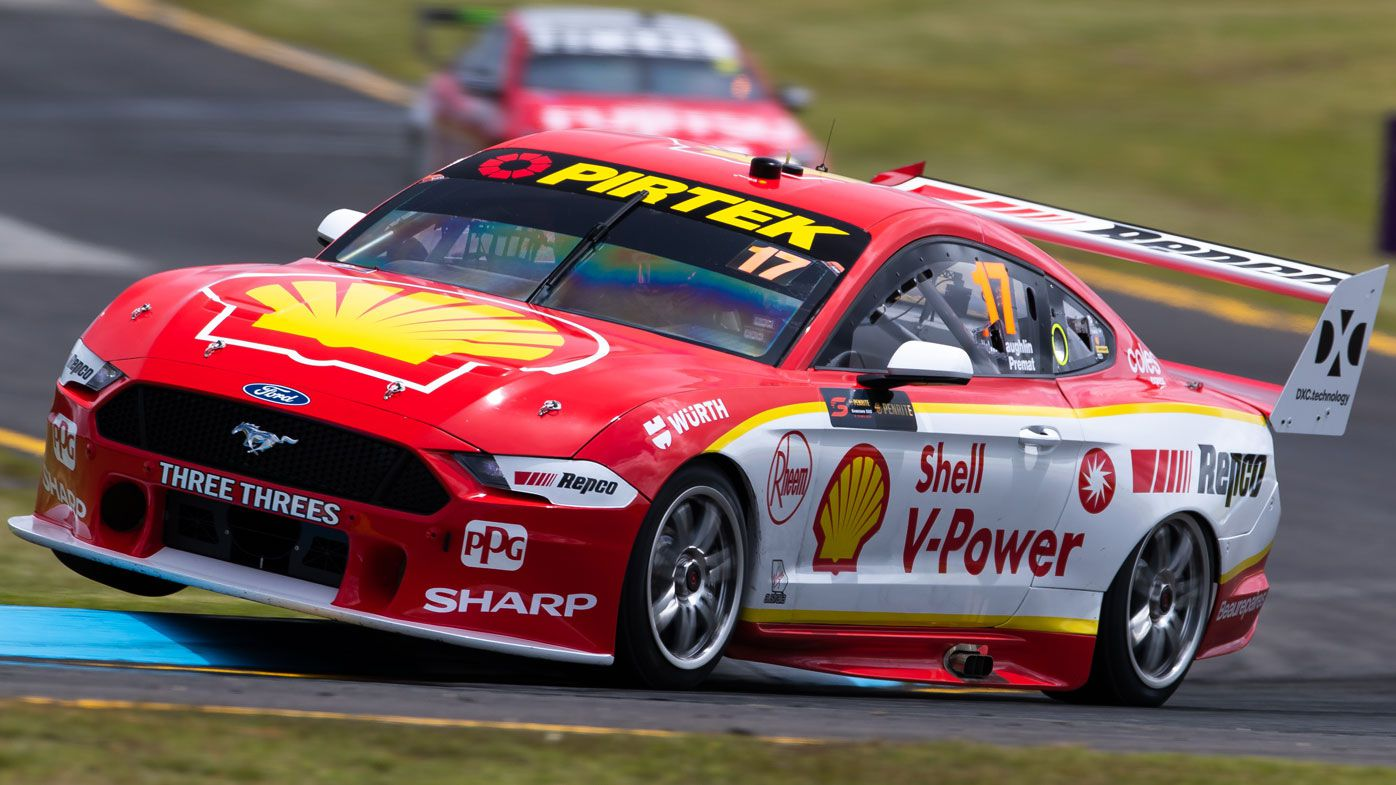 Supercars champ McLaughlin labels paddock 'toxic' after sealing second title