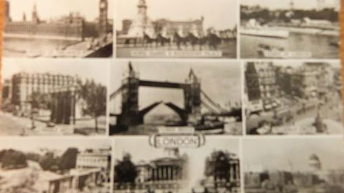 Postcard takes half a century to find the right letterbox