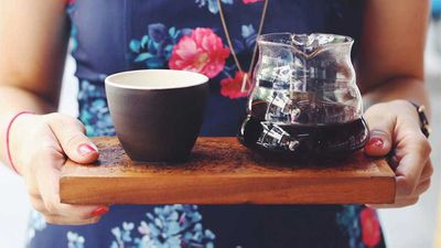 Drip brew, filtered and pour over: Health facts