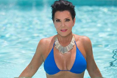 Kardashian 'momager' Kris represents for the over-50s. At 57, she's quite the looker!<br/><br/>Image: Agua Bendita/Snapper