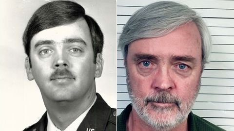 William Howard Hughes Jr. was arrested on June 6, 2018, by Air Force Office of Special Investigations Special Agents, accused of defecting from the force in 1983 and using a fake identity while living in California.