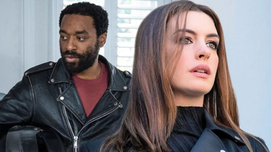 Hathaway and Ejiofor star as Linda and Paxton, a couple on the verge of a splitting,