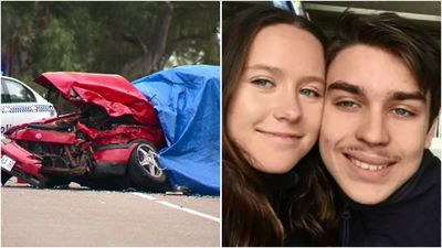 'They had just finished year 12': High school sweethearts killed in crash