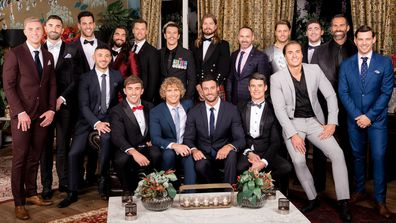 Ali Oetjen's 'Bachelorette Australia' suitors
