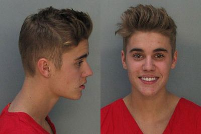 We called it! Justin Bieber was arrested by Miami police, accused of driving under the influence of alcohol and drag racing. He was also impaired by prescription drugs and had smoked marijuana when he was stopped by authorities in Miami, a police spokesman confirmed. The Biebs was travelling over 90 km/h in a 50 km/h residential zone and driving without a valid licence. He has since been released on bail, where he waved to fans. What's next Bieber?! <br/><br/><br/>