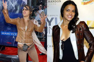 <i>Fast and Furious</i> star Michelle Rodriguez was arrested for a DUI in 2006 and went into rehab instead of doing time. Good decision! <br/><br/>But the wild star, who has recently been dating Cara Delevigne, was back on the red carpet that September for the Opening of Cirque Du Soleil's <i>Delirium</i>.