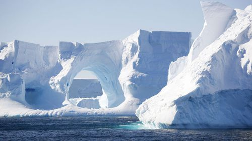 Icebergs wreaking havoc on North Atlantic shipping routes