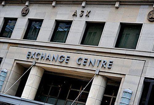 ASX Exchange Centre (AAP)