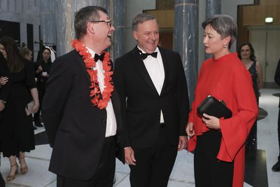 Politicians' Midwinter Ball