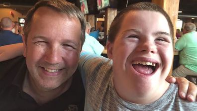 US teacher Kerry Bremer adopts Down Syndrome student Jake after mum Jean Manning dies of breast cancer 4