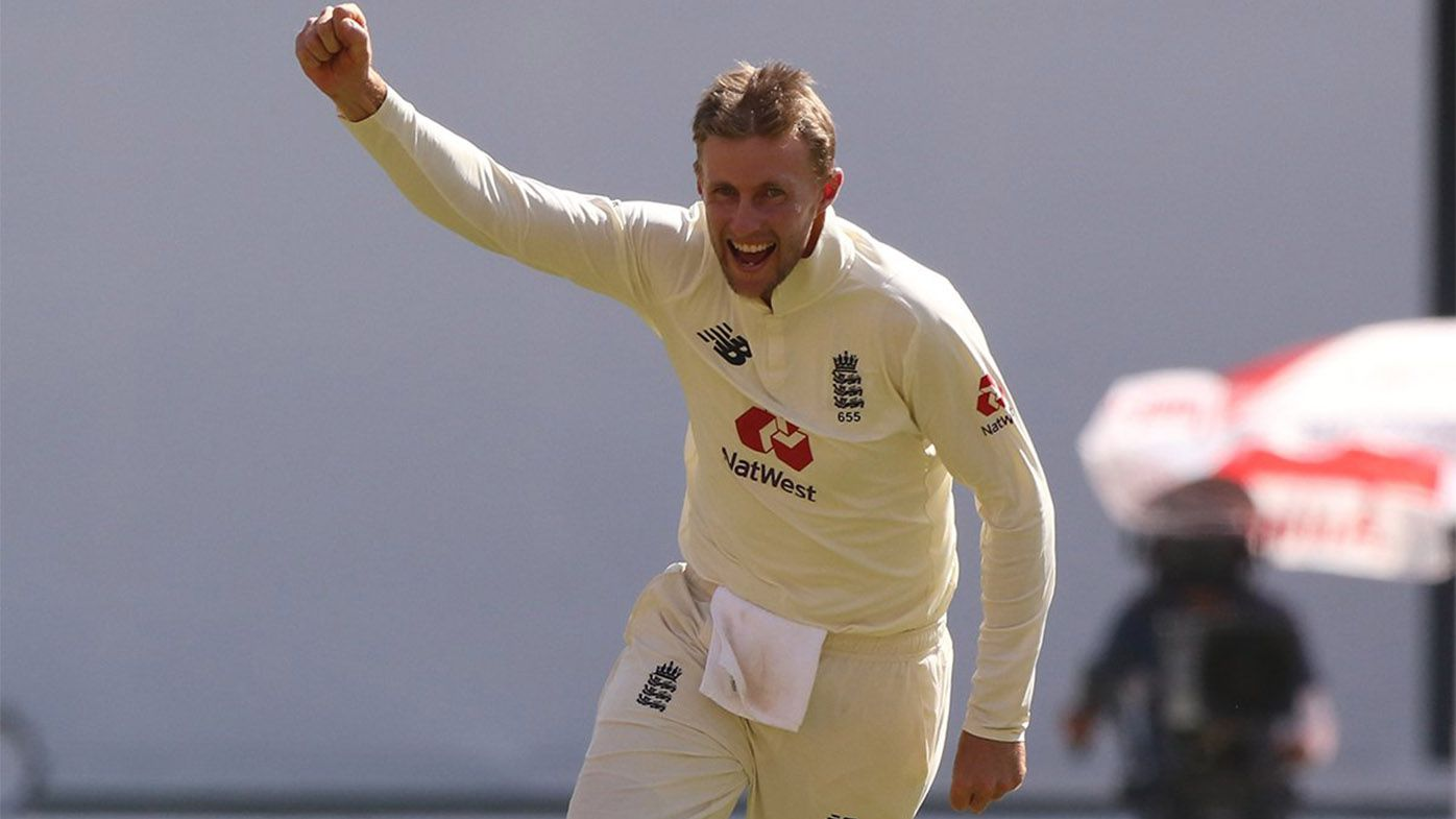 Joe Root's part-time spin destroys India in 'unbelievable' morning session