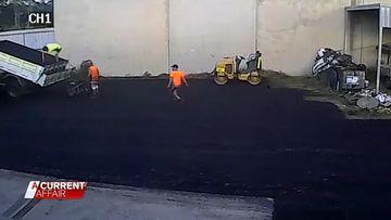 Bitumen bandits