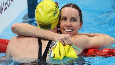 Tokyo 2021: Emma McKeon, 100m freestyle