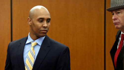 Noor was charged  in March with third-degree murder and second-degree manslaughter. (AAP)