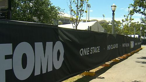 FOMO Music Festival Adelaide drugs arrest