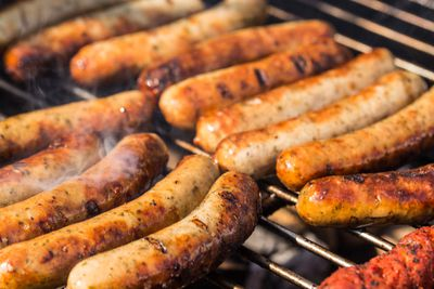 <strong>Q: Are sausages gluten free?</strong>