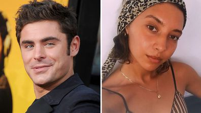 Zac Efron, rumoured girlfriend, Aussie, Vanessa Valladares