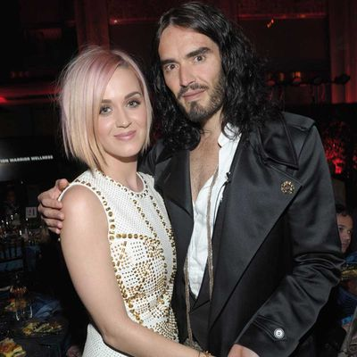 Katy Perry and Russel Brand: 14 months