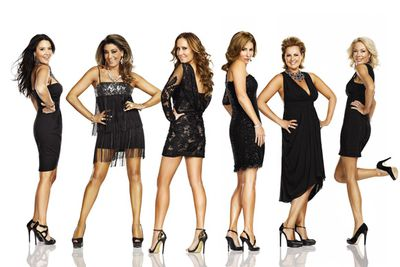 They're here! TheFIX has profiled the six high-flying ladies of <i>The Real Housewives of Melbourne</i> before the 10-part series airs in 2014 on Foxtel's ARENA channel. Who's who? Let's get to know them now ...<br/><br/>Image: John Tsiavis/Foxtel