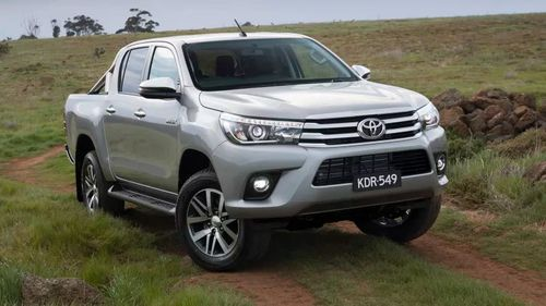 The Toyota HiLux has been Australia's most popular vehicle for some time.