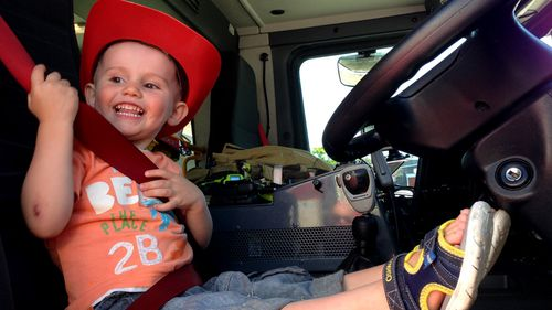 """""""We need to know what happened to him...'cause we can't live forever...like this,"""" William Tyrrell's mother said. (AAP)"""