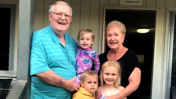 Sydney family pulls great grandfather out of palliative care after visitor ban